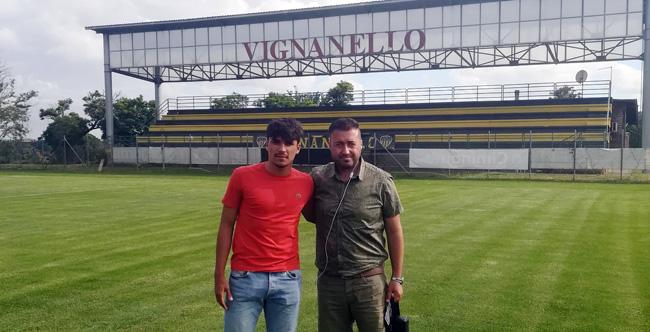 Polisportiva, Stefano Grizzi è il quarto colpo in entrata. Conferma anche per il baby Nicolò Vitali