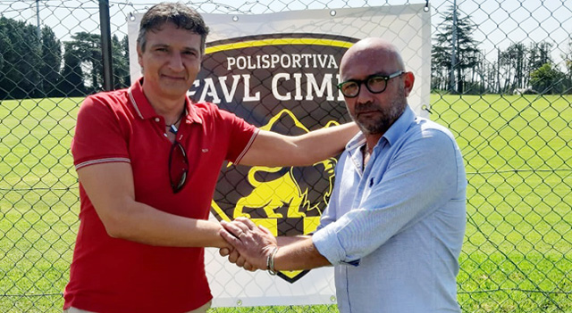 Colpaccio Pfc: Daniele Piccioni nuovo direttore generale del settore giovanile