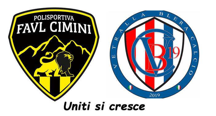 Anche l'Asd VetrallaBlera calcio entra nella famiglia Polisportiva Favl Cimini