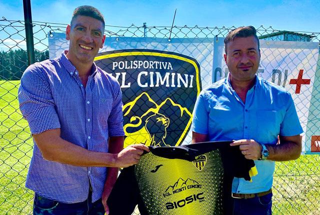 La Polisportiva Favl Cimini alza il muro in difesa. Dal Castiadas ecco l'argentino Gabriel Diaz