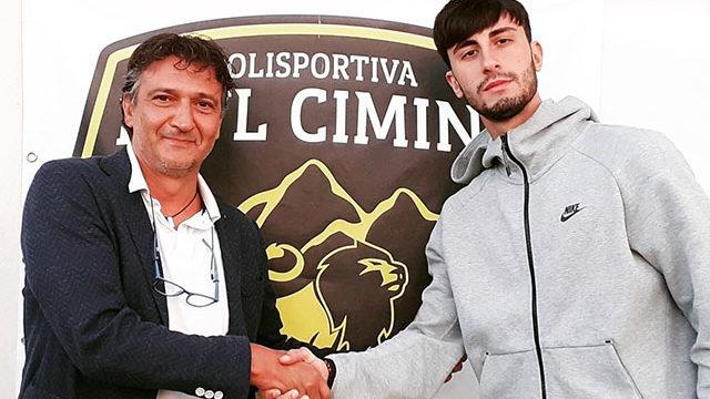 Umberto Frediani nuovo preparatore atletico agonistica Favl Cimini