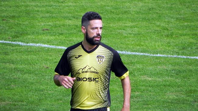 """Antonello Bertino e quel gol al cielo: """"Dedicato a papà"""""""