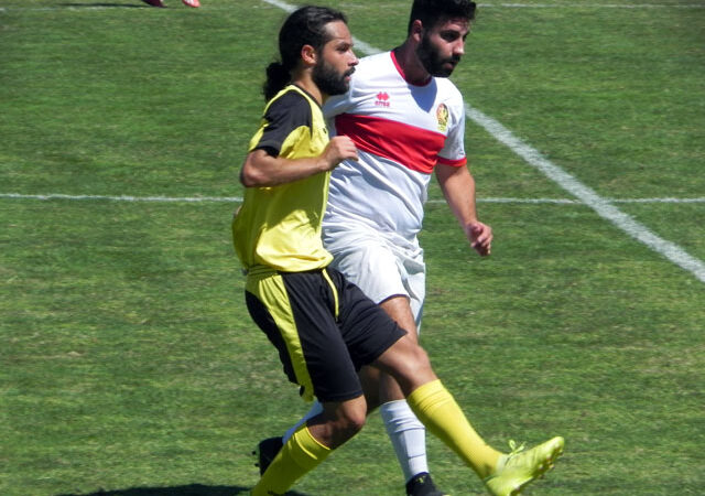 Esordio amaro per la Pfc: l'Ottavia vince 2-1