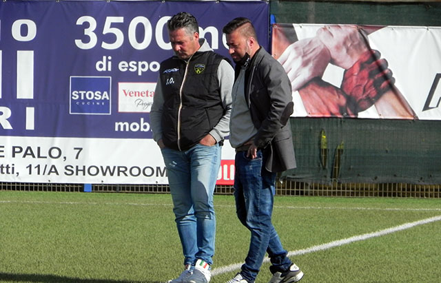 """A Ladispoli una sconfitta da dimenticare per la Pfc. Oliva: """"Faccio mea culpa"""""""
