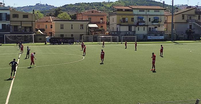 Real Monterotondo Scalo di misura sulla Pfc: 2-1 al Pierangeli
