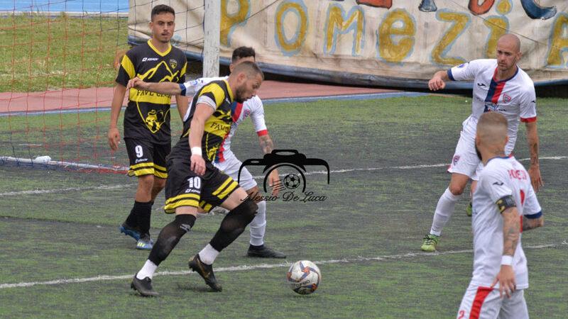 Pomezia-Pfc 1-1: le hits del match