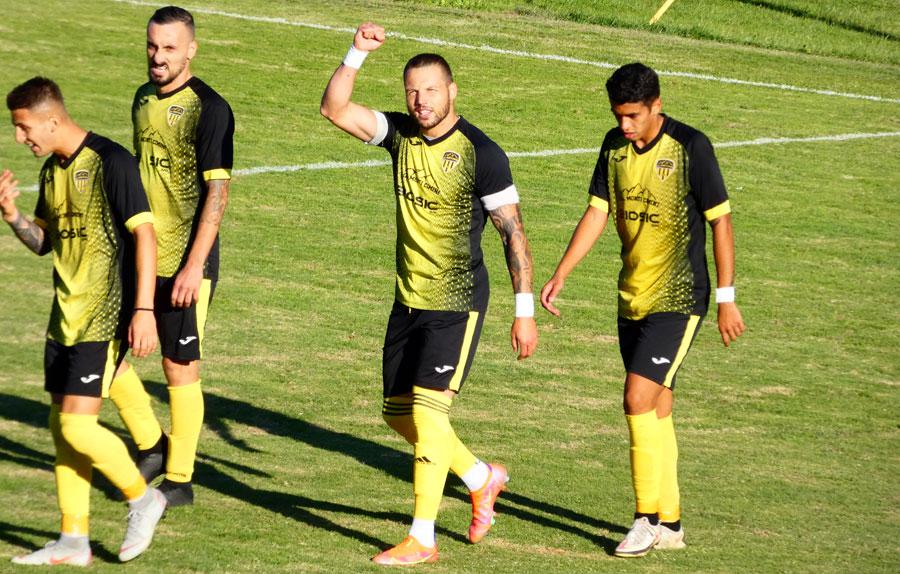 Doppio Vittorini disinnesca l'Ottavia: Pfc ai quarti di Coppa Italia